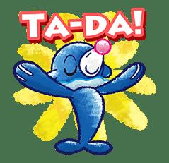 Pokémon Chat Pals sticker #14390851