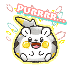 Pokémon Chat Pals sticker #14390854