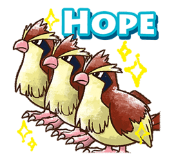 Pokémon Chat Pals sticker #14390855