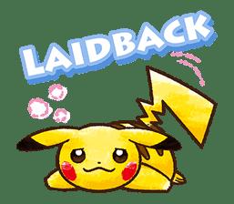Pokémon Chat Pals sticker #14390857