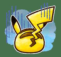Pokémon Chat Pals sticker #14390860
