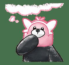Pokémon Chat Pals sticker #14390861