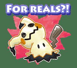 Pokémon Chat Pals sticker #14390865