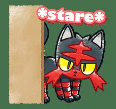 Pokémon Chat Pals sticker #14390866