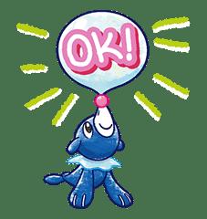 Pokémon Chat Pals sticker #14390867