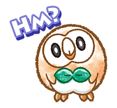 Pokémon Chat Pals sticker #14390868