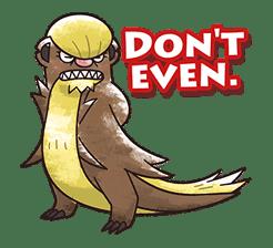 Pokémon Chat Pals sticker #14390870