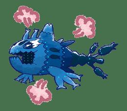 Pokémon Chat Pals sticker #14390871