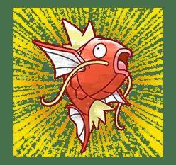 Pokémon Chat Pals sticker #14390874