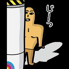 アメトーーク!絵心ない芸人スタンプ | StampDB - LINEスタンプランキング