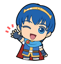 Fire Emblem Link Stickers sticker #14704358