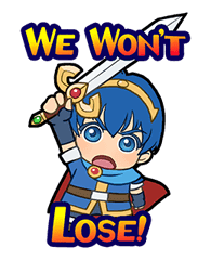 Fire Emblem Link Stickers sticker #14704368