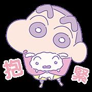 สติ๊กเกอร์ไลน์ Crayon Shin-chan Dreamy Stickers