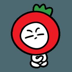 Bored tomato