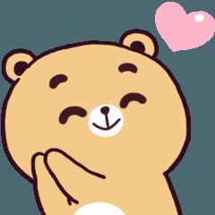 N9:555 หมีหงุดหงิด อารมณ์ดี