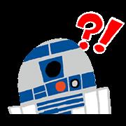 สติ๊กเกอร์ไลน์ สติกเกอร์อนิเมชัน Star Wars™