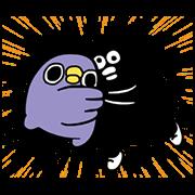 สติ๊กเกอร์ไลน์ ByeBye ChuChu × Mentori