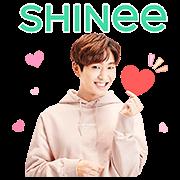 สติ๊กเกอร์ไลน์ SHINee Special 2<br>