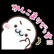 สติ๊กเกอร์ไลน์ มาเมะโกมะ พูดจาน่ารักจัง