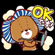 สติ๊กเกอร์ไลน์ TINY☆TWIN☆BEARS ดุ๊กดิ๊กน่าเลิฟ
