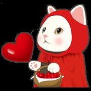 สติ๊กเกอร์ไลน์ Choo Choo Cats: Taiwan Edition