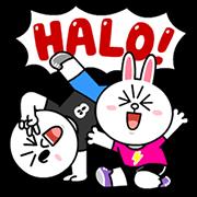 สติ๊กเกอร์ไลน์ LINE Characters: Daily Greetings