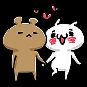 สติ๊กเกอร์ไลน์ LOVE MODE ~DAILY LOVEY-DOVEY~