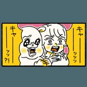 สติ๊กเกอร์ไลน์ OTAKU & GYARU