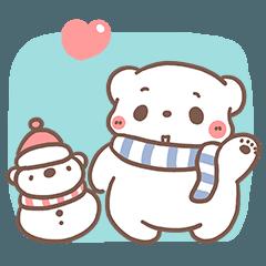 หมีขอ ฤดูหนาว : LCM x SABINA