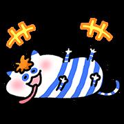 สติ๊กเกอร์ไลน์ Kanahei×HOSHI NO DRAGON QUEST: Cute Fun