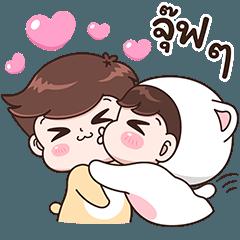 บุบบิบ : แมวหมาแฟนจ๋าน่ารัก