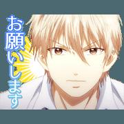 สติ๊กเกอร์ไลน์ TV anime Kono Oto Tomare!:Sounds of Life