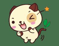 Panda Dog sticker #2572