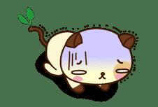 Panda Dog sticker #2599
