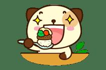 Panda Dog sticker #2605