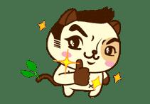 Panda Dog sticker #2610