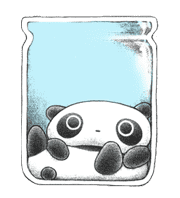 Tarepanda sticker #8444
