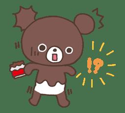 Chocopa sticker #14561