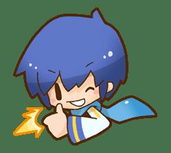 Hatsune Miku: All Together sticker #24352