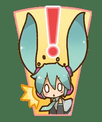 Hatsune Miku: All Together sticker #24354