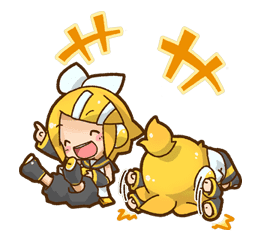 Hatsune Miku: All Together sticker #24357