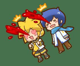 Hatsune Miku: All Together sticker #24360