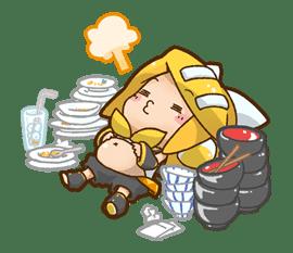 Hatsune Miku: All Together sticker #24363