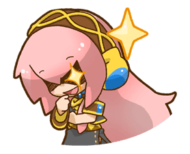 Hatsune Miku: All Together sticker #24364