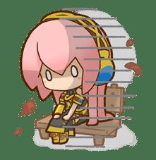 Hatsune Miku: All Together sticker #24366