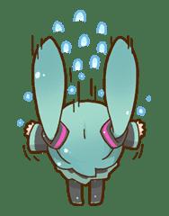 Hatsune Miku: All Together sticker #24368