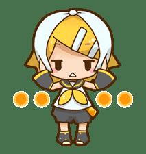 Hatsune Miku: All Together sticker #24384