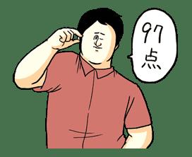 Misawa of Hell (Mikudashi Series) sticker #2807