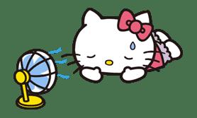 Hello Kitty sticker #3025