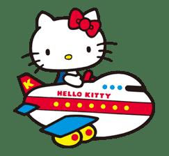 Hello Kitty sticker #3029